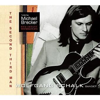 Wolfgang Schalk & Brecker Michael - zweite dritte Mann [CD] USA import