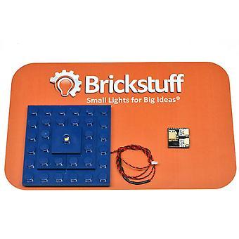 砖瓦蓝色盒子太空船脉冲屋顶灯QuicKit - KIT14