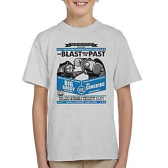 Blast From The Past Bioshock Kid's T-Shirt