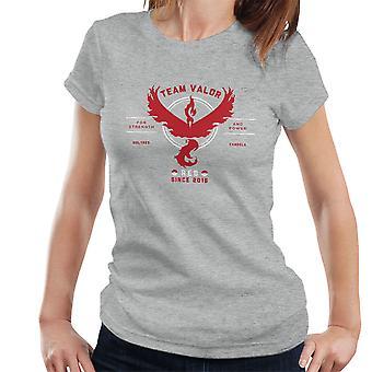 Team Valor I Choose You Pokemon Women's T-Shirt