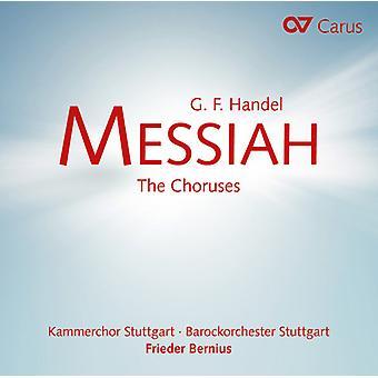 Handel / Kammerchor Stuttgart / Barockorchester - Messiah - the Choruses [CD] USA import