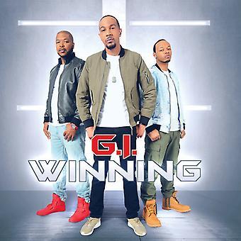 G.I. - Winning importation USA [CD]