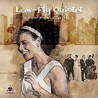 Low-Fly Quintet - Stop for a While [Vinyl] USA import