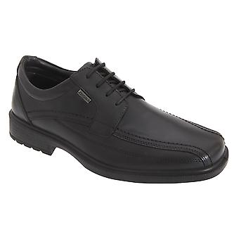 IMAC Mens Wide Fitting 4 Eye Panel Lace Shoes