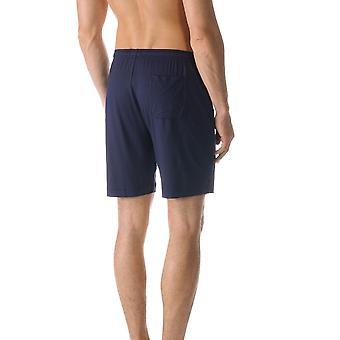 メイ 65650 668 男子ジェファーソン ブルーのソリッド カラー パジャマ パジャマ ショート