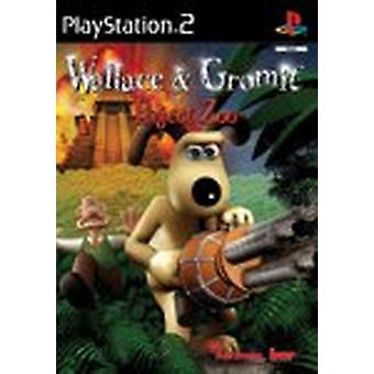 Wallace and Gromit - Project Zoo (PS2) - New Factory Sealed