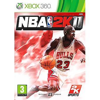 NBA 2K11 (Xbox 360) - als nieuw