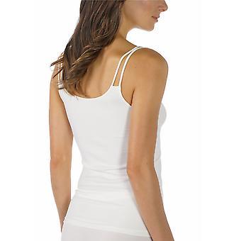 Mey 55200 Women's Emotion Solid Colour Spaghetti Vest Top