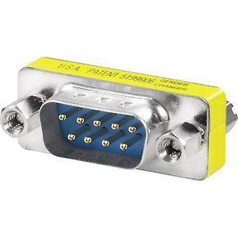 FrontCom® Gender Changer D-Sub 9-polig, Buchse/Stecker IE-FCI-D9-FM Weidmüller Content: 1 PC