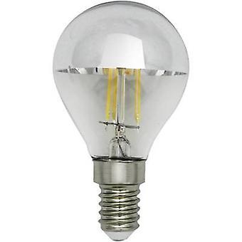LightMe LM85143 LED (monochrome) EEC A+ (A++ - E) E14 Droplet 4 W Warm white (Ø x L) 45 mm x 80 mm Filament 1 pc(s)