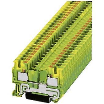 Phoenix Contact PT 4-PE 3211766 Tripleport PG terminalnummer Pins: 2 0,2 mm² 4 mm² gul-1 dator