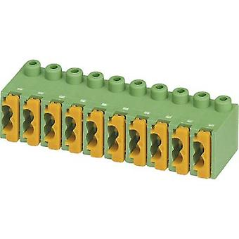 Phoenix Contact FK-MPT 0,5/ 4-ST-3,5 Spring-loaded terminal Number of pins 4 Green 1 pc(s)