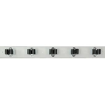 40 151 PRAX device-holder strip 5-35W (L x W) 550 mm x 60 mm