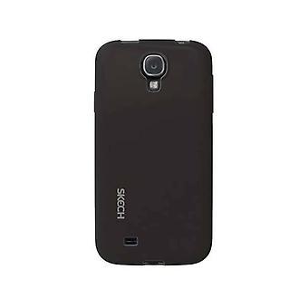 Skech Groove Case for Samsung S4 Mini - Black