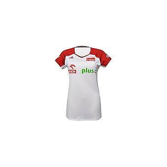 Adidas Polonia pallavolo Tee S98570B pallavolo tutti anno donne t-shirt