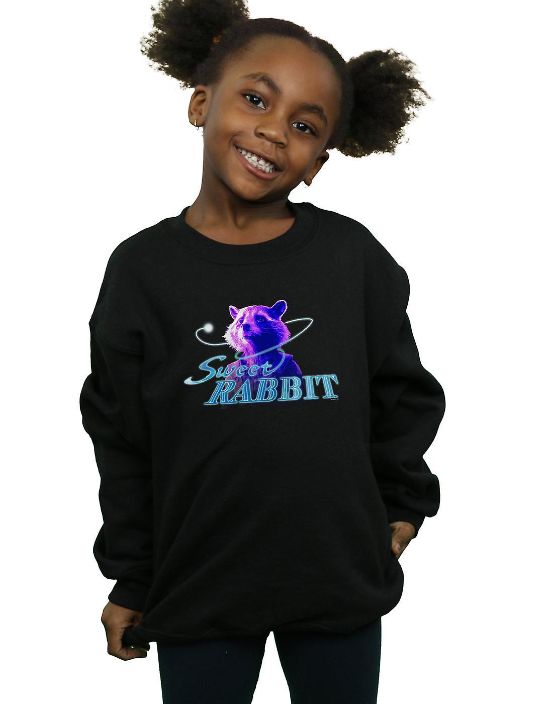 Marvel Girls Avengers Infinity War Sweet Rabbit Sweatshirt