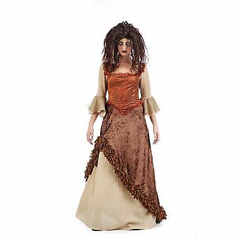 Häxa häxa kostym häxa klä Callipa damer Gypsy Womens kostym