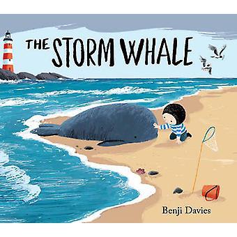 Hvalen stormen av Benji Davies - 9781471115684 bok