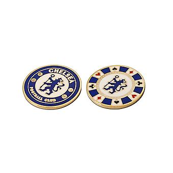 Chelsea FC Casino Chip Ball Marker