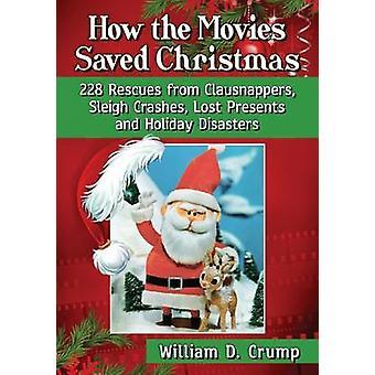 Como os filmes salvou o Natal - 228 resgates de Clausnappers - Sleig