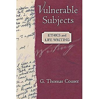 Gefährdete Themen: Ethik und Life Writing