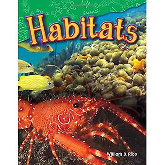 Les habitats (Grade 2) (Science lecteurs)