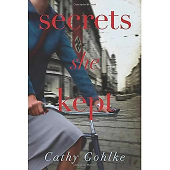 Geheimnisse, die sie gehalten