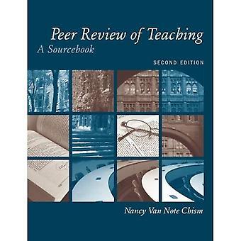 Peer-Review der Lehre: ein Sourcebook (JB Anker)