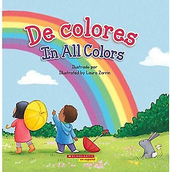 de Colores/In All Colors [Board book]