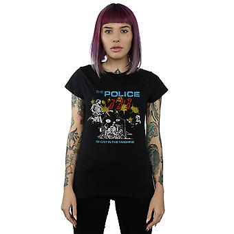 The Police Women's Ghost In The Machine T-Shirt
