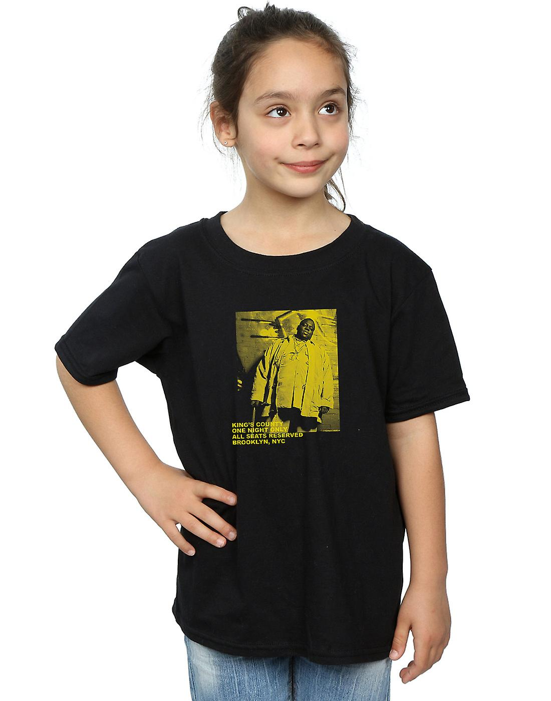 Notorious BIG Girls One Night Only Neon T-Shirt