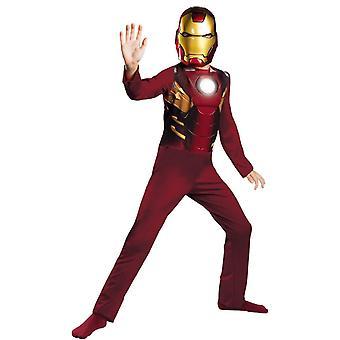 Iron Man Mark 7 Child Costume