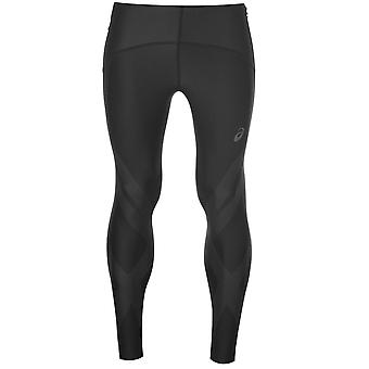Asics Mens Finish Advantage Tights Performance Pants Trousers Bottoms