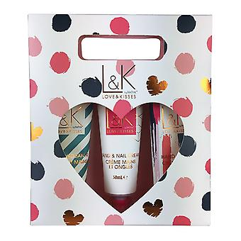 Love & Kisses Hand Treats Trio Orchard Kisses Floral Scented