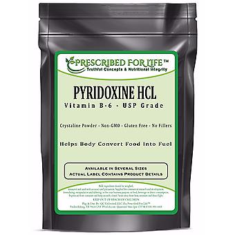 Piridossina HCL-USP commestibile vitamina B-6 polvere