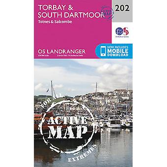Torbay & South Dartmoor - Totnes & Salcombe (February 2016 ed) by Ord