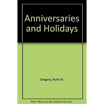 Anniversaries and Holidays - 9780838903896 Book