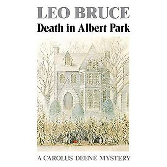 Death in Albert Park by Leo Bruce - 9780897330732 Book