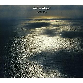 Amina Alaoui - Arco Iris [CD] USA import