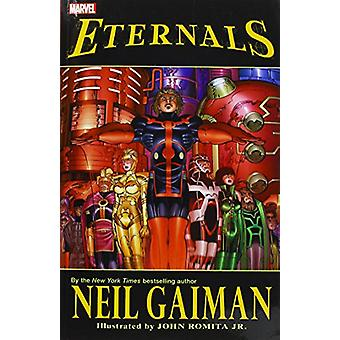 Eternals By Neil Gaiman (new Printing) by John Romita - 9781302913120