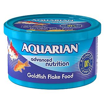 Aquarian Goldfish Flake Food 13g