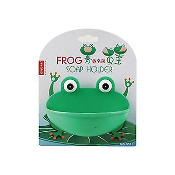 Såpe holder-frosk