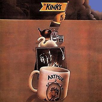 Kinks - Arthur eller tilbagegang & faldet af det britiske imperium [Vinyl] USA import