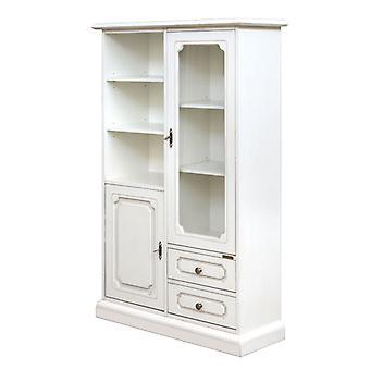 Gabinete combinado 2 puertas lacadas