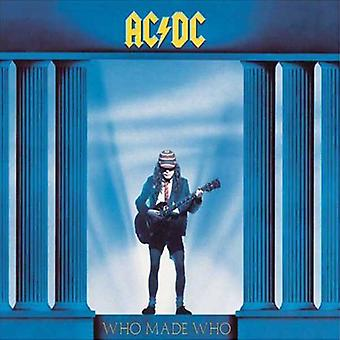 Ac/Dc - Who Made Who [Vinyl] USA import