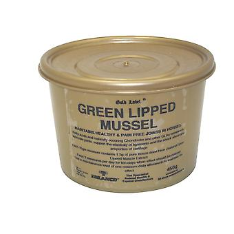 Gold Label Green Lipped Mussel