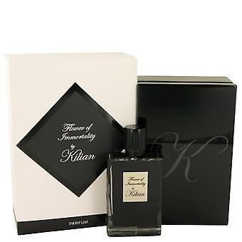 Flower of immortality eau de parfum refillable spray by kilian 538852 50 ml