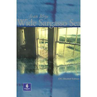 Bredt Sargassohavet av pingvinen bøker - Jean Rhys - 9780582488960 bok