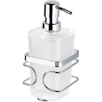 Wenko såpe dispenser premie rustfritt stål