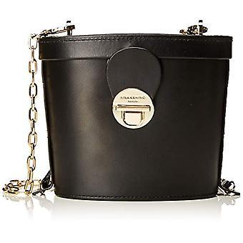 Tubinom Tuck - Black Woman Shoulder Bags (Schwarz (Schwarz (Black))) 7.0x19.0x17.0 cm (B x H T)
